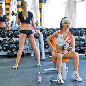 Фитнес-клубы Мичуринска