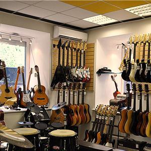 Музыкальные магазины Мичуринска