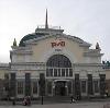 Железнодорожные вокзалы в Мичуринске