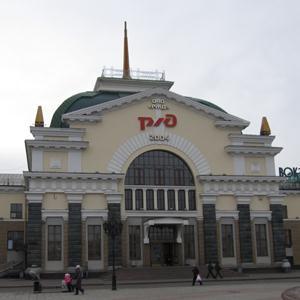 Железнодорожные вокзалы Мичуринска